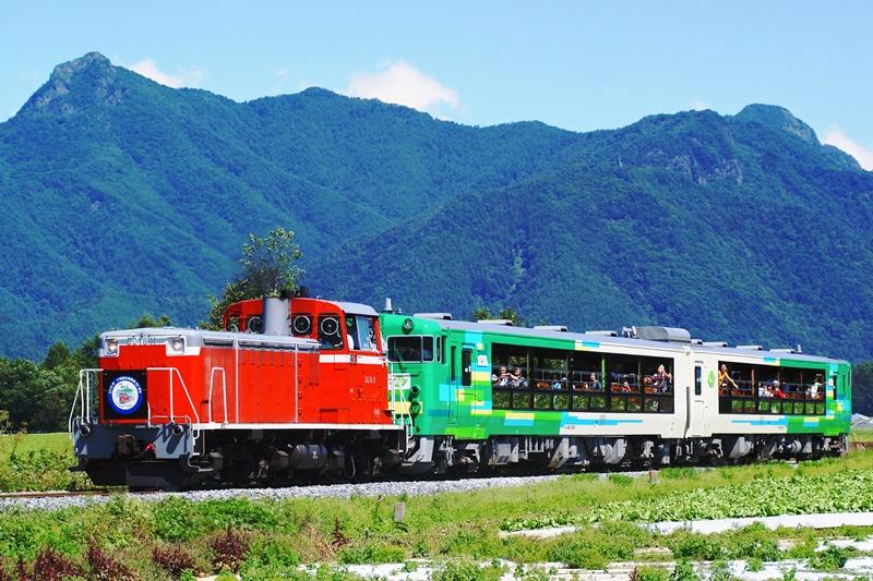 2015年9月12日 信濃川上~野辺山にて (1)