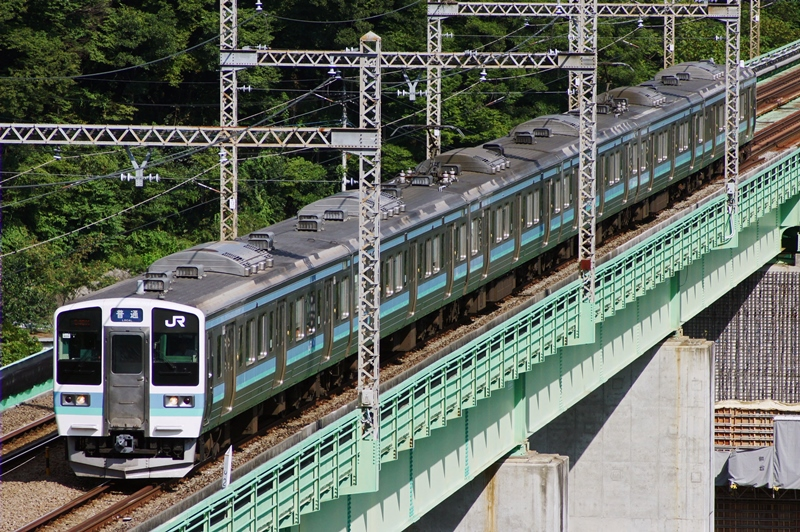 2015年9月19日 鳥沢~猿橋にて (5)