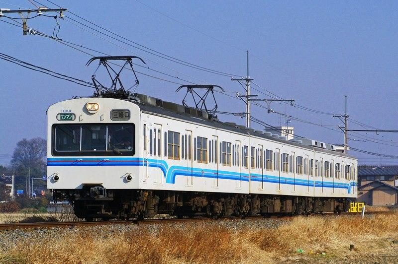 2008年12月30日 武川~永田にて (2)