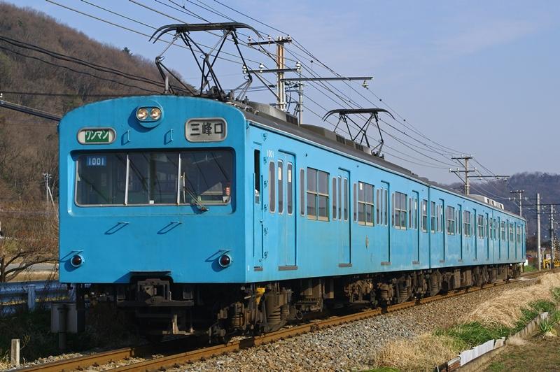 2008年12月30日 寄居~波久礼にて (1)