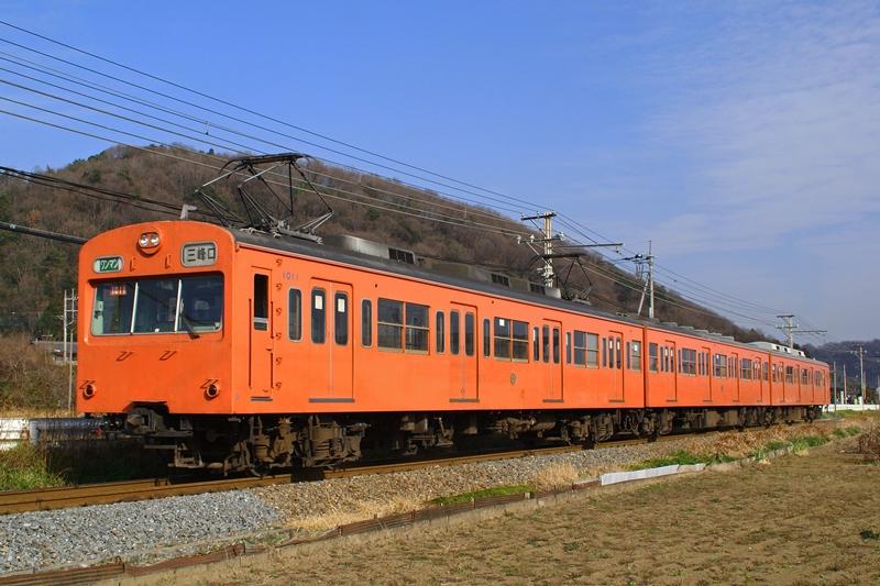 2008年12月30日 寄居~波久礼にて (2)