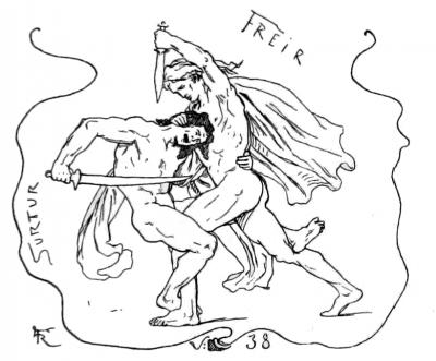 Freyr_and_Surtr_by_Frølich