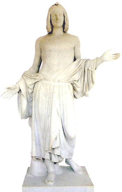 バルドル像