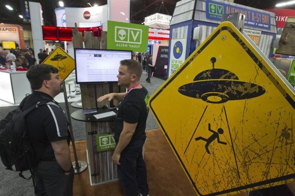 UFO看板