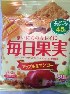 毎日果実アップル&マンゴー