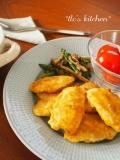 鶏胸肉のカレーチーズピカタ