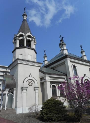 札幌ハリストス正教会 外観