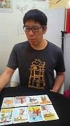 プロフィール写真 幸月シモン先生