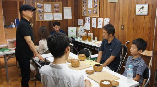 1小野澤先生と全体雰囲気