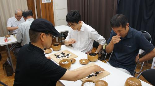 3小野澤先生2面打ち