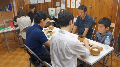 4参加者同士対局