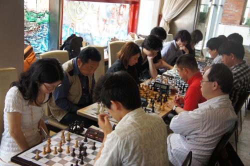 3チェス大会風景1