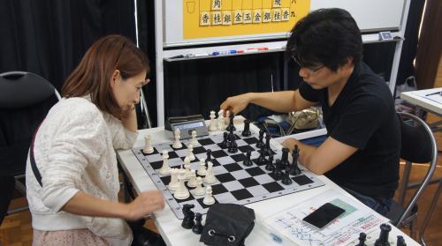 3最初はチェスの先生方