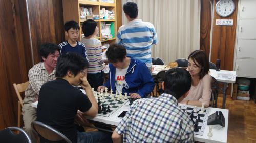6みんなチェスへ移行