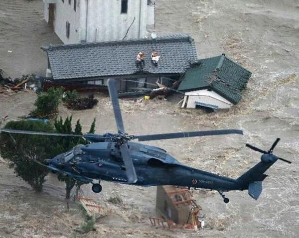 災害列島日本、自衛隊は災害救済と専守防衛が最適!米国の戦争に使うな、どこかの国が攻めて来るは創作!