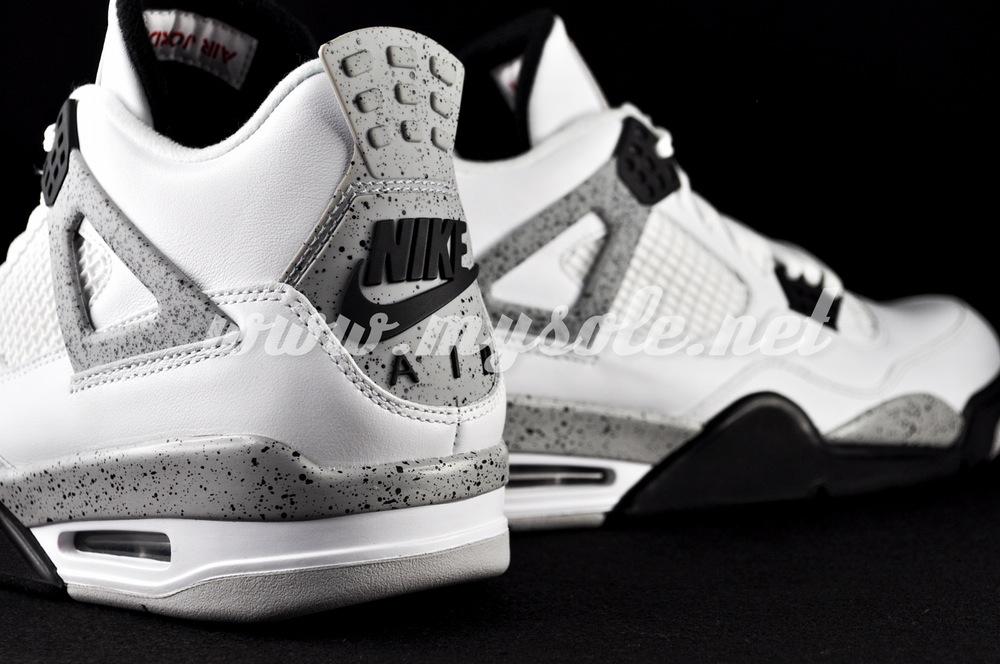 Air Jordan 4 '89 OG White Cement