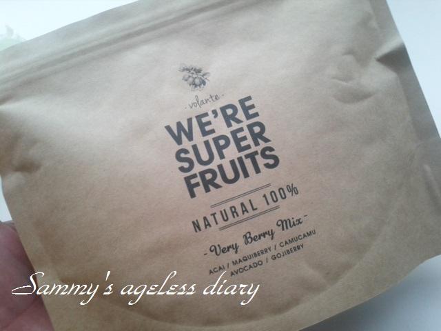 ウィアー スーパーフルーツ 1