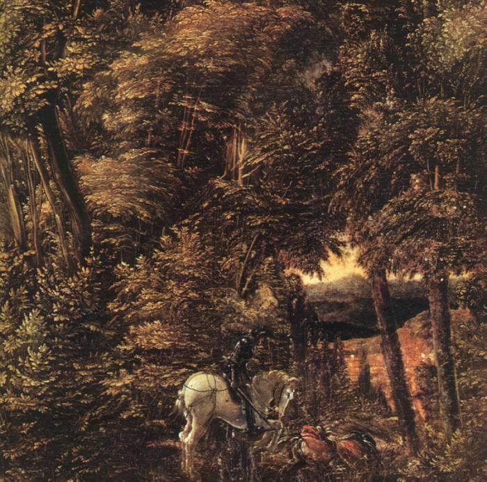 altdorfer聖ゲオルゲ