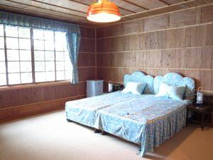 二階青大使の部屋