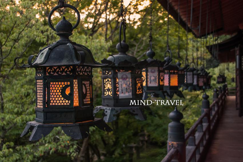 談山神社 献燈祭