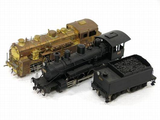 蒸気機関車 HOゲージ