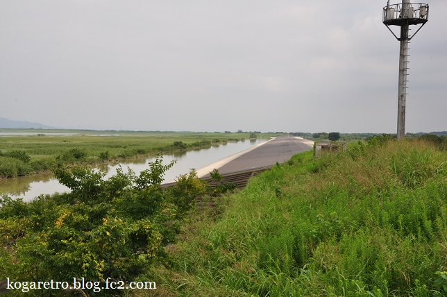 大雨の後の遊水地(2)3