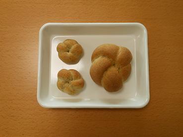 20150紅茶のお花パン①
