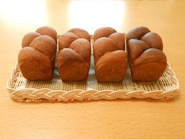 201509 チョコレートのパン②