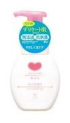牛乳石鹸のカウブランド無添加泡の洗顔料