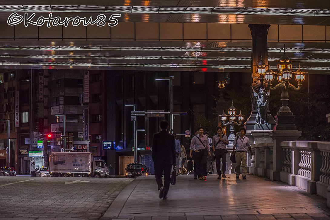 日本橋を歩く 20150827