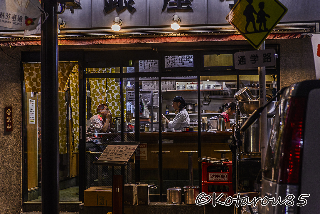 働く人々の食堂 20150828