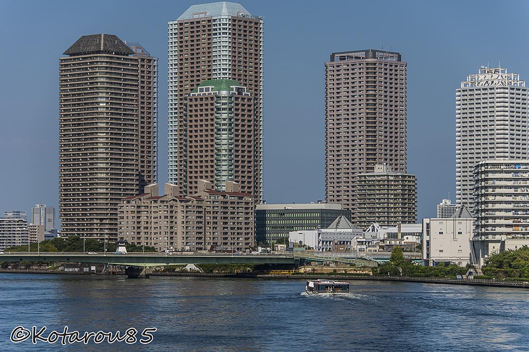 TOKYO摩天楼 20150929