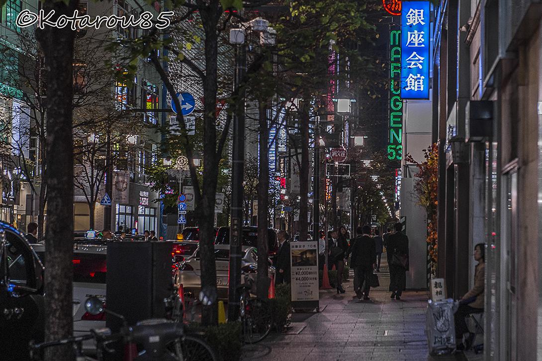 占い師の街 20151023
