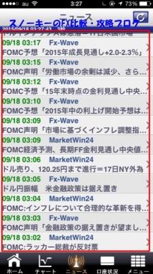 FX指標トレードおすすめアプリ2