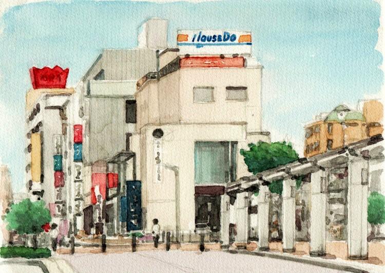 香里園駅前 (750x531)