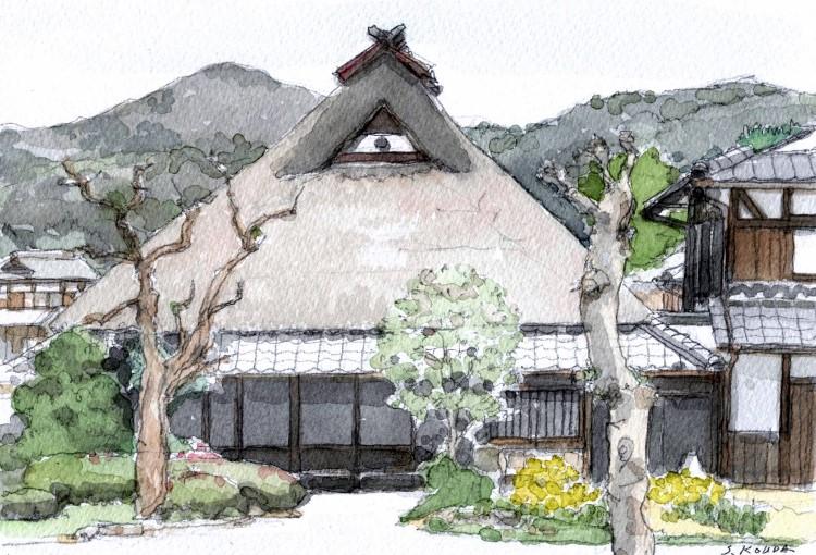 丹波篠山の農家 (750x510)