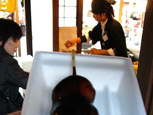 2013_11_29 伊勢神宮:おかげ横丁団子屋- (13)