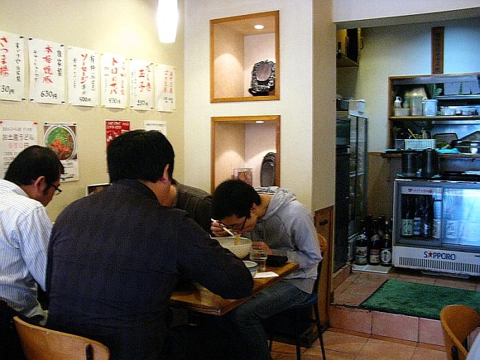 2013_11_01 池袋:うどん硯家- (10)