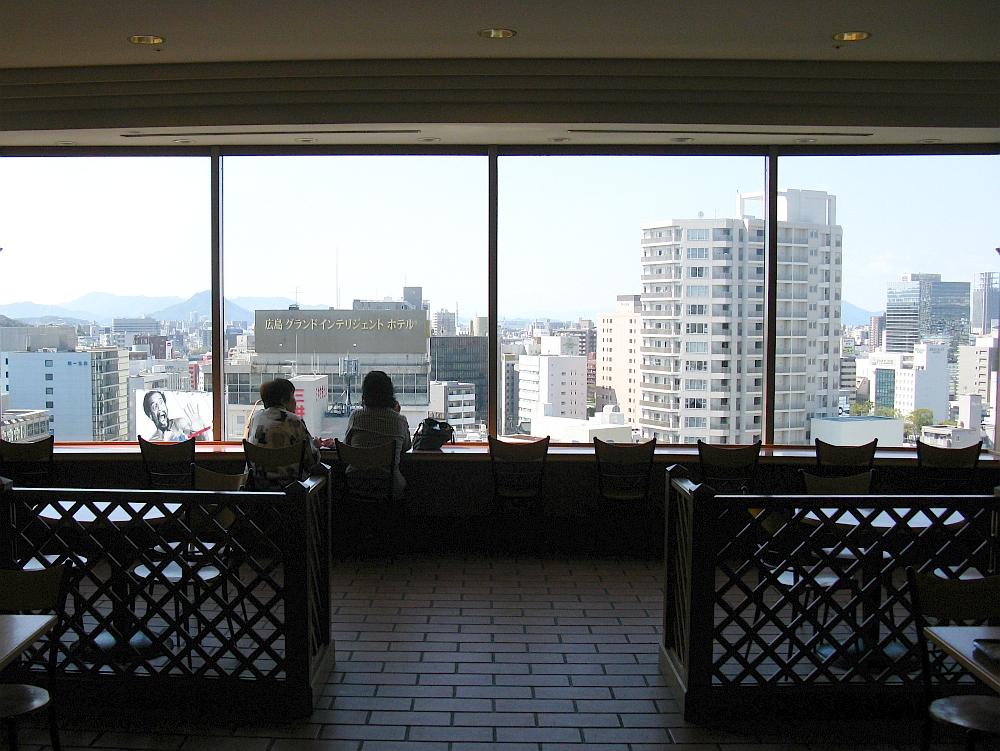 2014_03_27 広島: 福屋11Fパノラマフードコート (2B