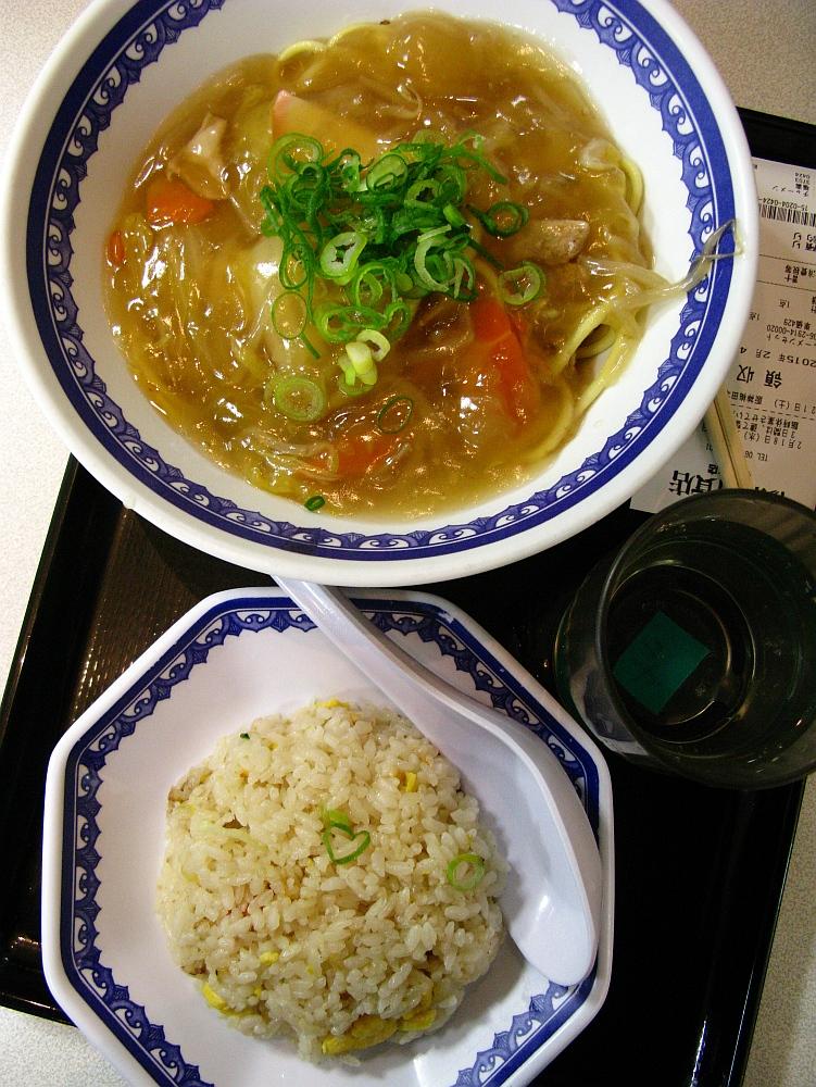 2015_02_04大阪梅田:阪神スナックパーク 阪神チャーメン- (11)