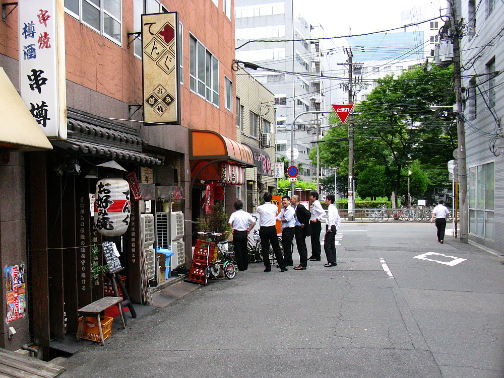 2012-06-20 大阪中津ランチ:上海厨房 (1)