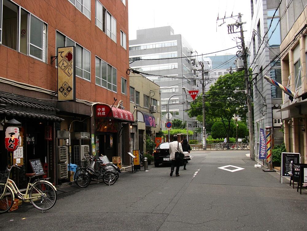 2012-06-20 大阪中津ランチ:上海厨房 (3)