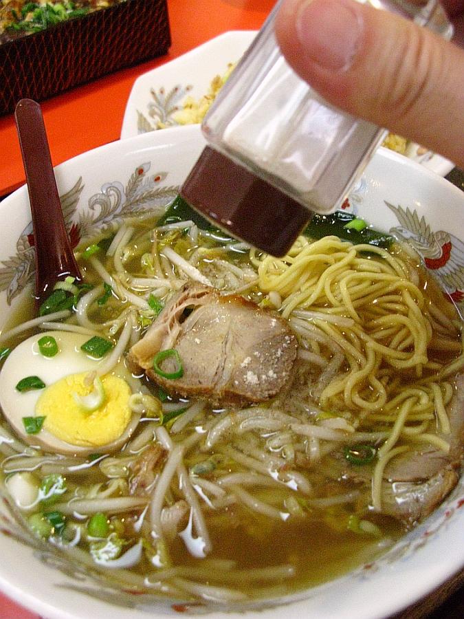 2012-06-20 大阪中津ランチ:上海厨房- (25)