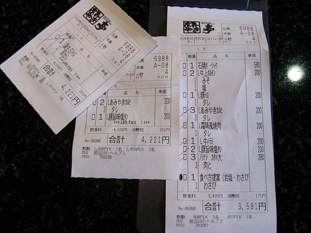 2014_01_05 庄内通:あみやき亭ランチ- (63)