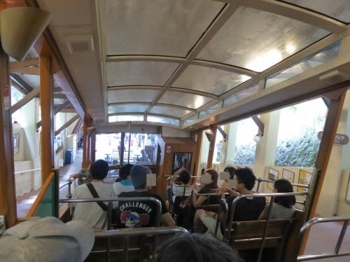 六甲ケーブル線2015-04
