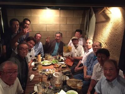 ブログ写真送別会2015.9.11