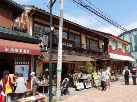 旧軽井沢メインストリート11