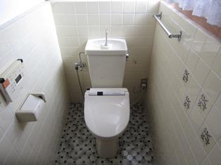トイレ Be