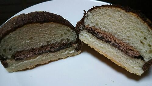 ザクザクチョコクリームパン (4)