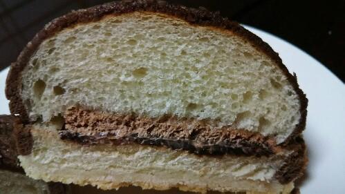 ザクザクチョコクリームパン (5)
